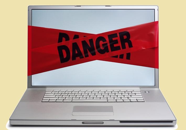 опасность для компьютера