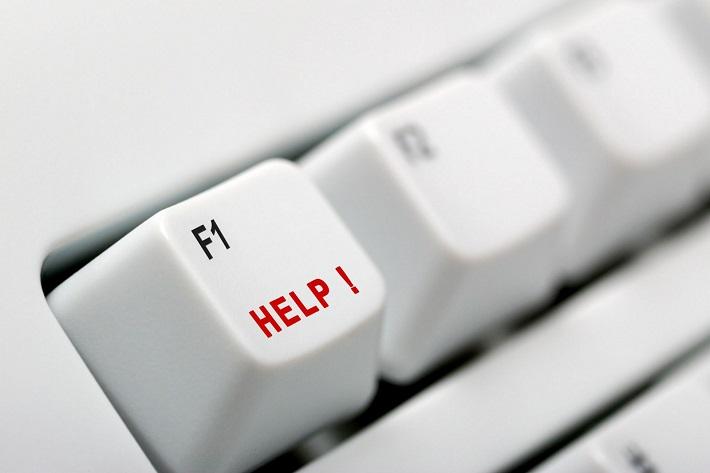 клавиша F1