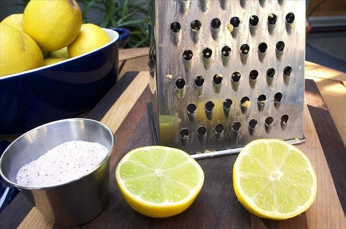 лимон от ржавчины