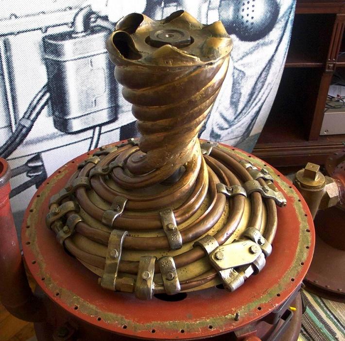 двигатель Шаубергера