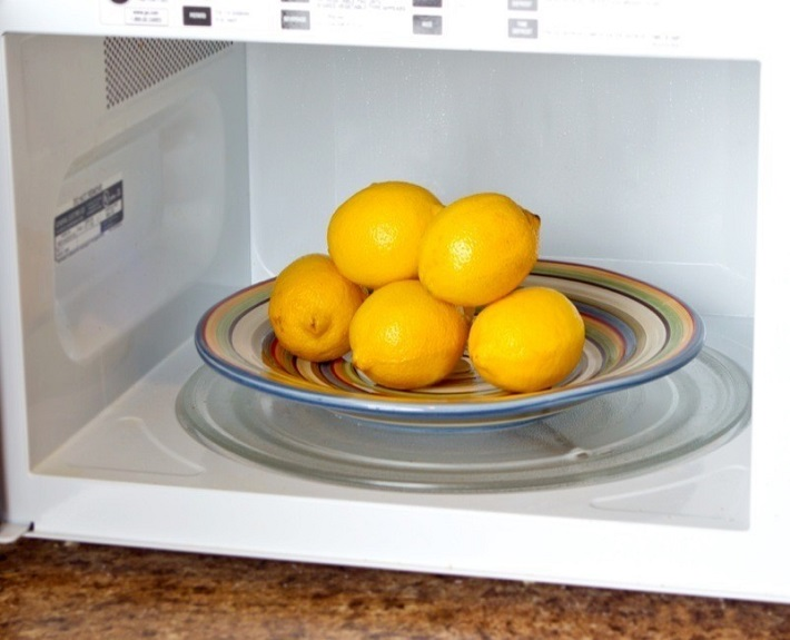 погреть фрукты