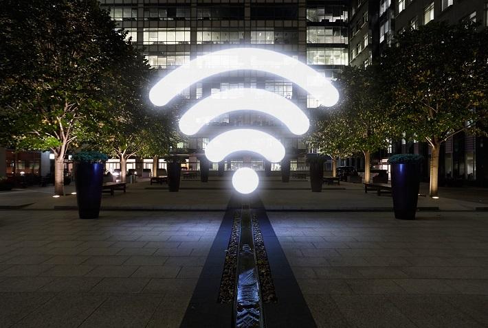 общий Wi-Fi