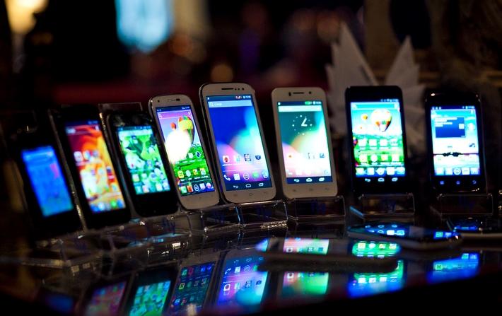 выбор телефонов