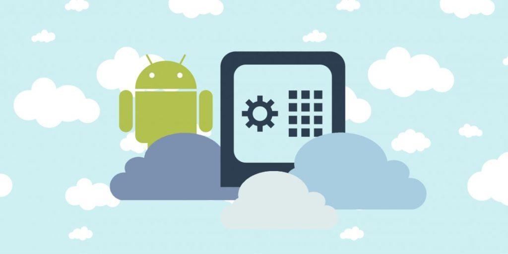 синхронизация на Андроид