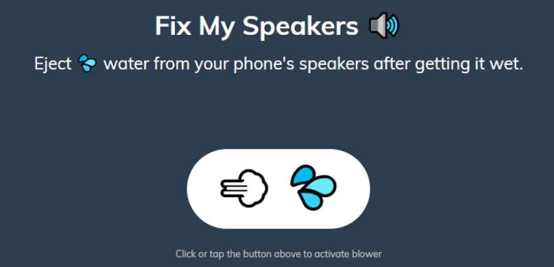 Fix My Speakers