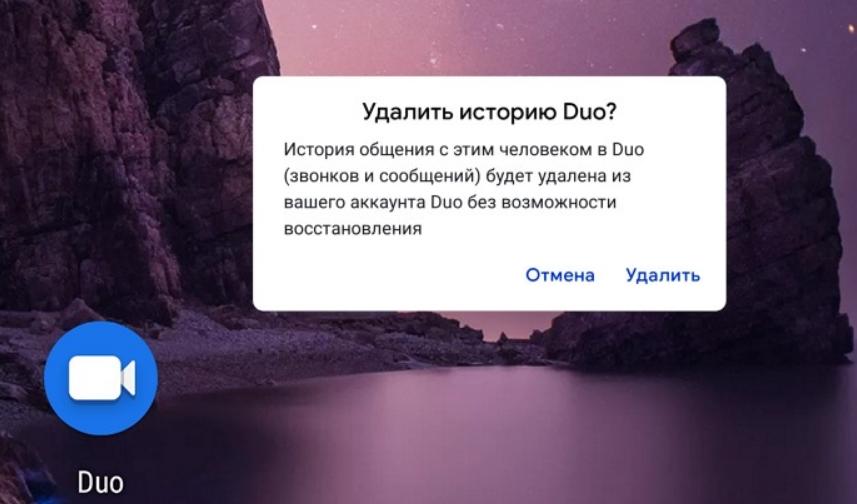 Google Duo 7